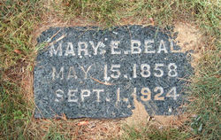 Mary E Beal