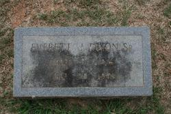 Everett J Dixon, Sr