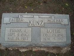 Frank A Kunz