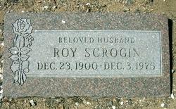 Roy Scrogin