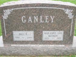 Marjorie Ann <I>McEwen</I> Ganley