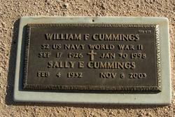 William F Cummings