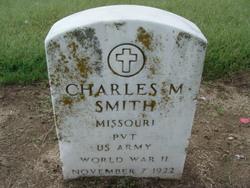 Pvt Charles M. Smith