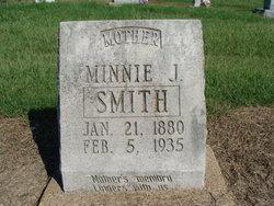 Minnie J. <I>Crawford</I> Smith