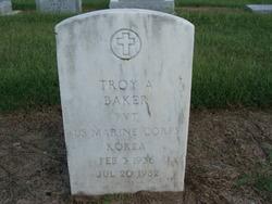 Troy A. Baker