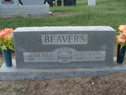 Clara Bell <I>Baugher</I> Beavers