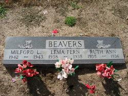 Ruth Ann Beavers