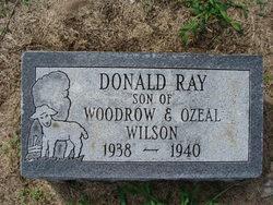Donald Ray Wilson