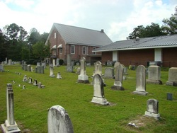 Salem Presbyterian Church Cemetery