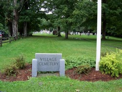 Waitsfield Village Cemetery