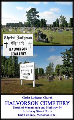 Christ Lutheran Halvorson Cemetery