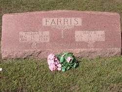Mary Bashaby <I>Phillips</I> Farris