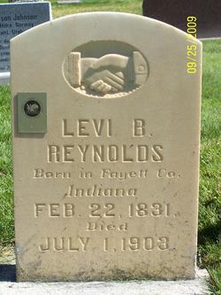 Levi Burt Reynolds