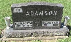 Shirley <I>Lee</I> Adamson