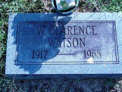 W Clarence Watson