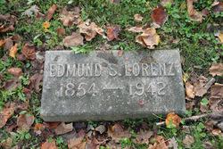 Rev Edmund Simon Lorenz