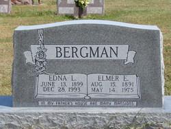 Edna L. <I>Urbom</I> Bergman