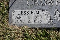 Jessie Mae <I>Pennington</I> Crownover