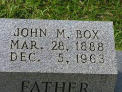 John M. Box