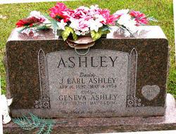 Geneva <I>Breece</I> Ashley