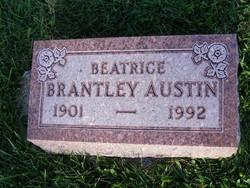 Beatrice Victoria Wright <I>Brantley</I> Austin