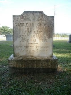 Carrie R <I>Shuler</I> Bair