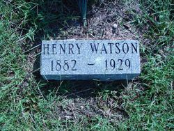 Henry E Watson