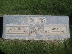 Major Godfrey Ropp