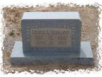 George Edward Gililland