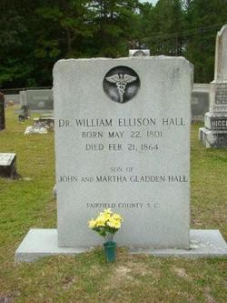 Dr William Ellison Hall