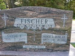 Alice L <I>DeWolf</I> Fischer