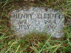 Henry Elliott