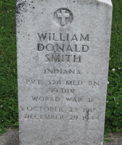 William Donald Smith