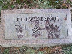 Eddie Laverne Sports