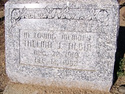 Thelma J Albin