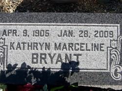 Kathryn Marceline Bryant