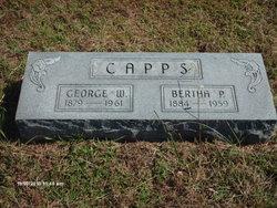 George Washington Capps