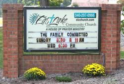 East Lake Community Church Cemetery