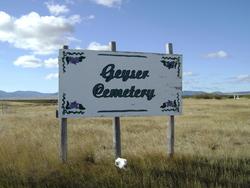 Geyser Cemetery
