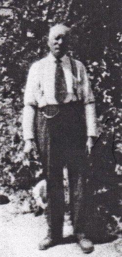 Nils Frederick Ahlberg