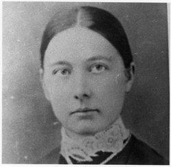 Emma Gustavea <I>Wallin</I> Ahlberg