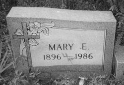 Mary E. <I>Hicks</I> Broxson