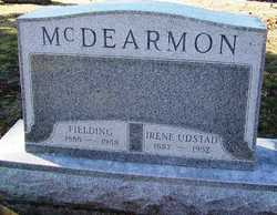 Irene A. <I>Udstad</I> McDearmon