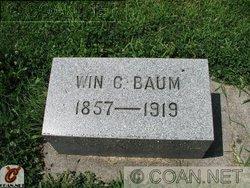 Win Chester Baum, Sr