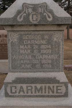 Abigail <I>Kays</I> Carmine