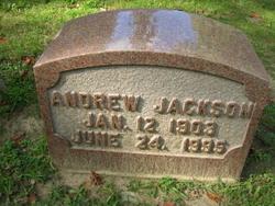 Andrew Jackson Transue
