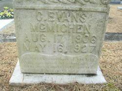 C Evans McMichen
