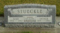 Mary <I>Walter</I> Stueckle