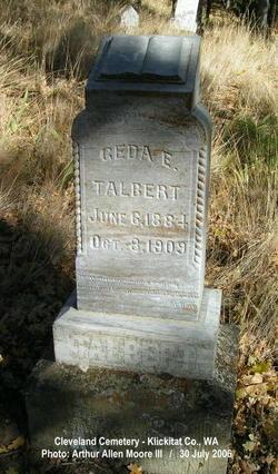 Geda E. Talbert