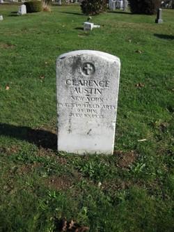 Clarence Austin